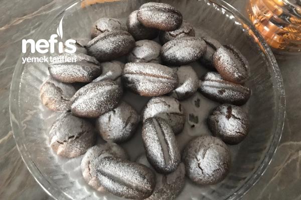 Kahve Kurabiyesi Tarifi