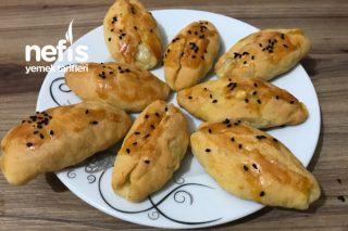 Mayasız Nefis Peynirli Poğaça Tarifi