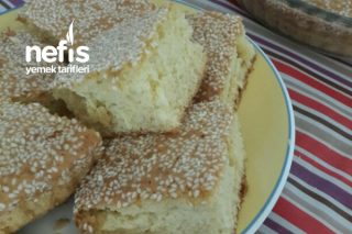 Nefis Yumuşacık Susamlı Kek Tarifi