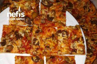 Pizza (Doyum Olmayan) Tarifi