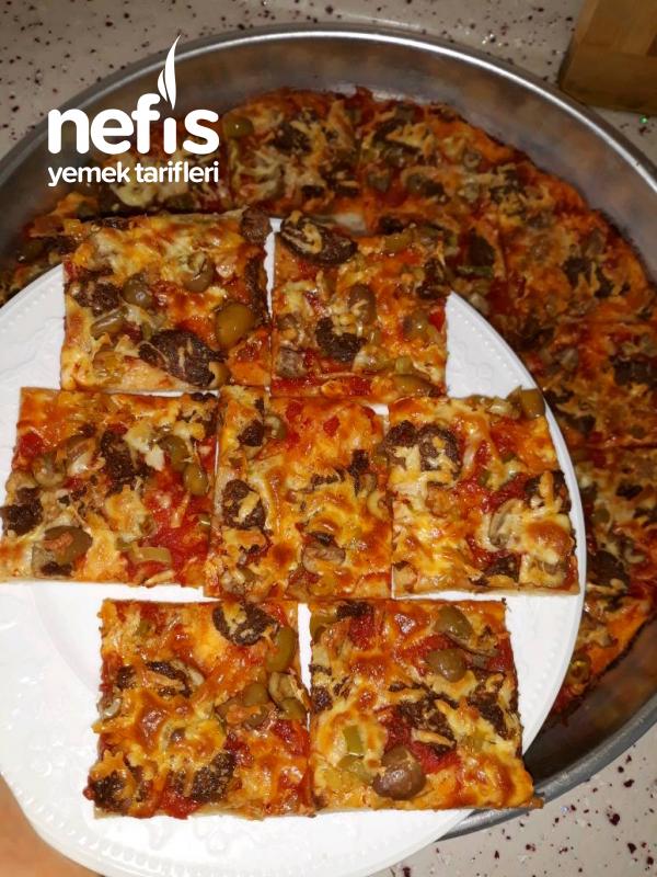 Pizza (Doyum Olmayan)