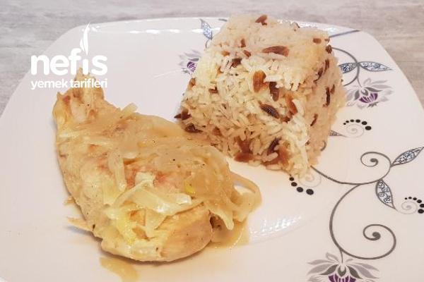 Senegal Yöresine Ait Tavuk Yemeği Tarifi