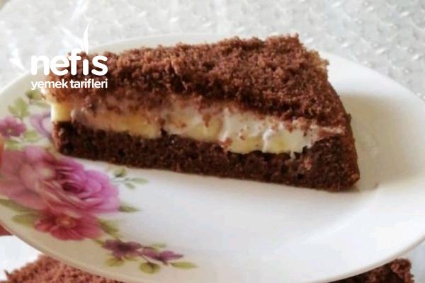 Tart Kalıbında Köstebek Pasta Tarifi