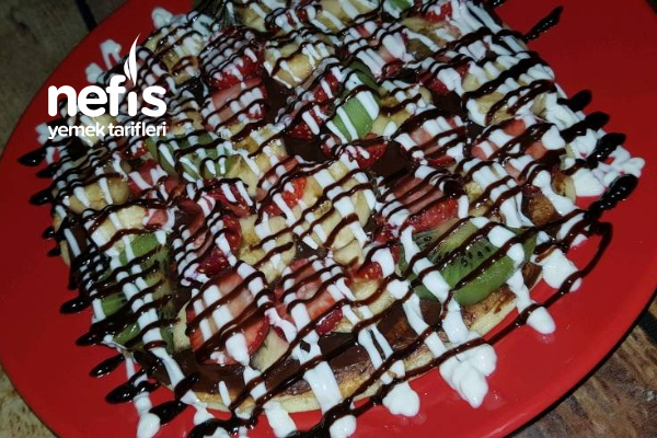 Waffle (Tavada) Tarifi