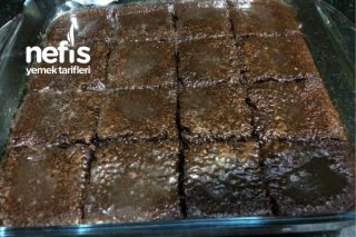 Brownie Islak Kek Tarifi