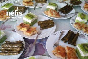 İkramlar Tarifi
