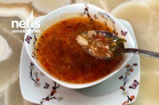 Muhteşem Şehriyeli Tavuk Çorbası Tarifi
