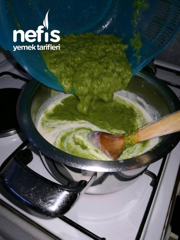 Nefis Brokoli Çorbası
