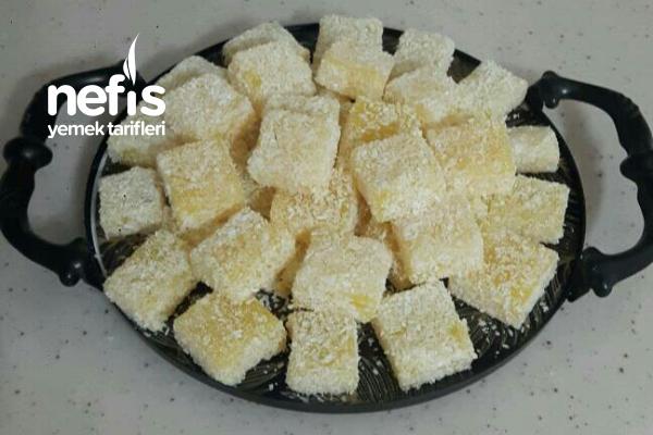 Portakal Sulu Lokum Tarifi