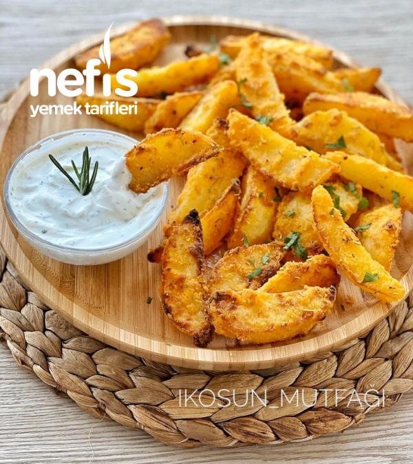 Mısır Unlu Çıtır Patates