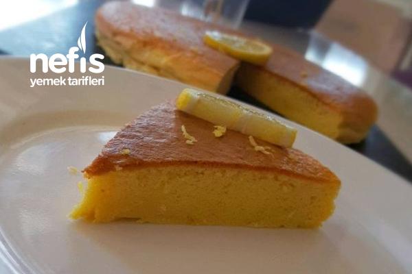 Japon Cheesecake (Tayland Castella Kek) Tarifi