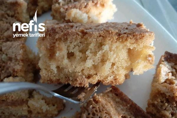 Pastane Tahinlisi Tadında Kekim Tarifi