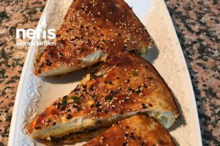 Pratik Ispanaklı Çörek (Çok Kolay) Tarifi