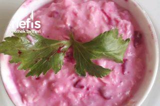 Renkli Kereviz Salatası Tarifi
