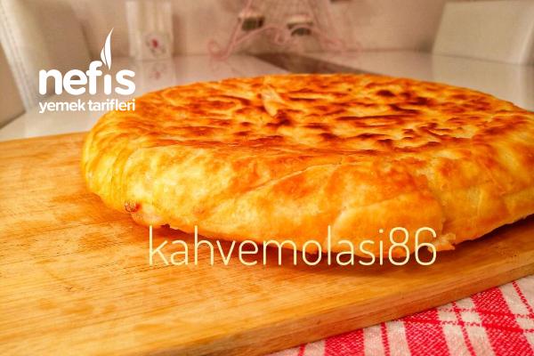 Tava Böreği (Su Böreği Lezzetinde) Tarifi