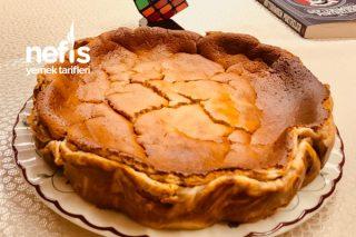 Yoğurt Pastası (Un Yok) Tarifi