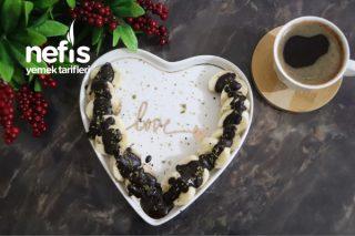 Bitter Çikolatalı Muzlu Pratik Waffle Tarifi