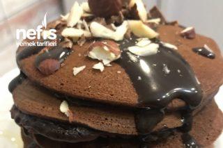 Çikolatalı Krep Tarifi