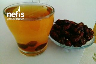 Kuru Kuşburnu Çayı Tarifi