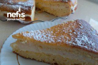 Portakallı Alman Pastası Tarifi