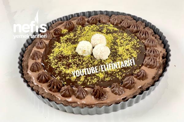 Çikolatalı Tart (Videolu) Tarifi