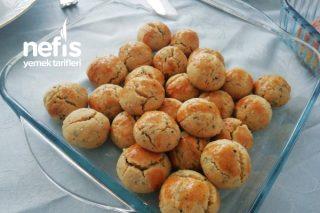 Haşhaşlı Çörek Otlu Tuzlu Kurabiye Tarifi