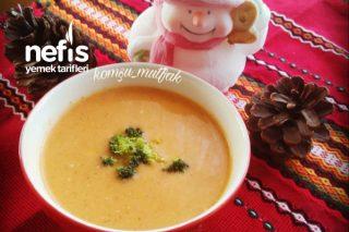 Karnabahar Ve Brokoli Çorbası Tarifi