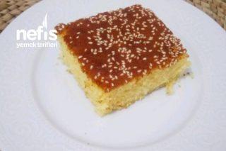 Öyle Bir Kek Yaptım Ki  Mısır Unlu Kek Tarifi