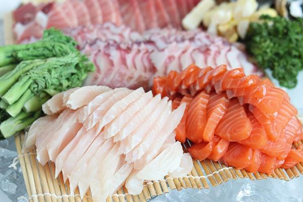 sashimi nedir