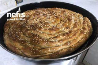 El Açması Patlıcanlı Börek (Esmer Börek) Tarifi