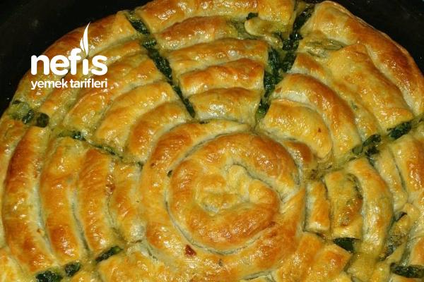 Ispanaklı Boşnak Böreği (Pita)