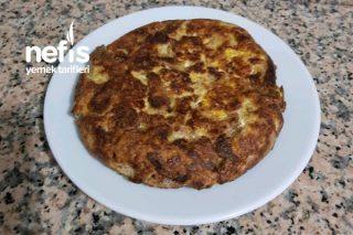 Kahvatlık Ekmek Kızartması (3 Malzemeli) Tarifi