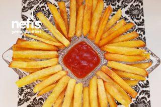 Karbonatsız Çıtır çıtır Patates Kızartması Tarifi