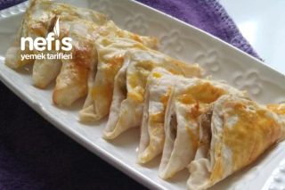 Patatesli Börek (Katları Sayılıyor Çıtır Çıtır) Tarifi