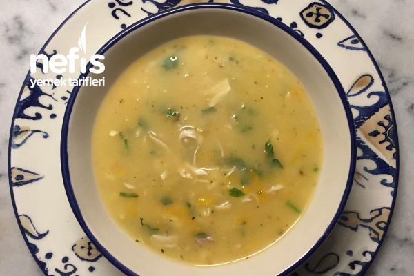 Tavuk Çorbası (Şehriyeli) Tarifi