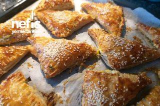 Çıtır Milföy Börek Tarifi