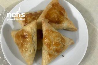 Kıymalı Samsa Böreği (Orta Asya'nın Meşhur Böreği) Tarifi