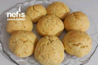 Portakallı Kurabiye (Margarinsiz) Tarifi