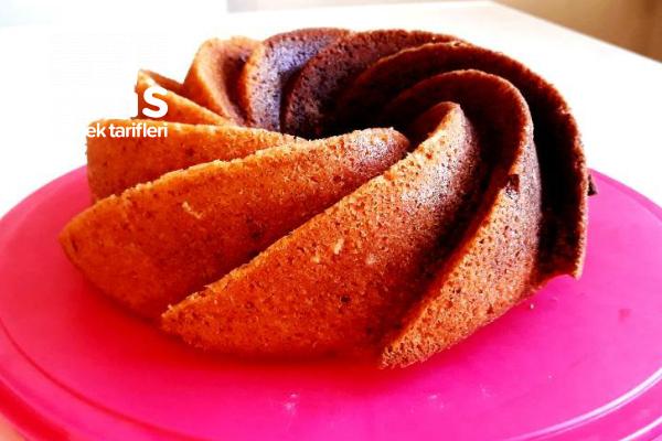 Sodalı Kakaolu Ve Portakal Aromalı Kek Yumuşacık Tarifi