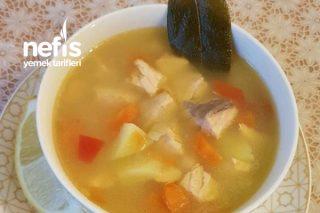 Somon Balığı Çorbası Tarifi