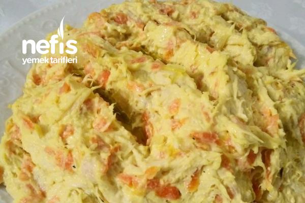 Tavuklu Salata (Meze) Tarifi