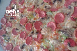 Süper Pizza Tarifi