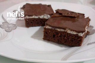 Çikolatalı Borcamda Pasta Tarifi