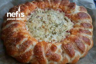 En Kolayından Pizza Poğaça Tarifi