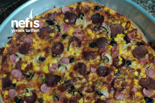 İtalyan Pizza Tarifi