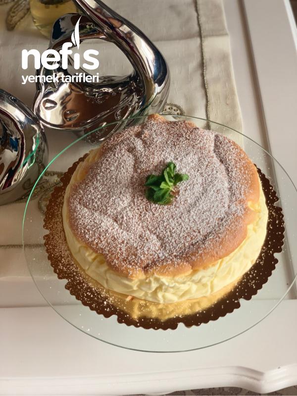Japon Pamuk Cheesecake