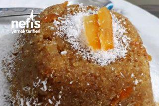 Portakallı İrmik Helvası Tarifi