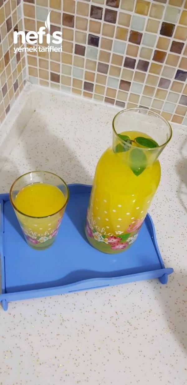 Portakallı Limonata(püf noktasıyla)