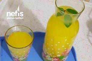 Portakallı Limonata (Püf noktasıyla) Tarifi
