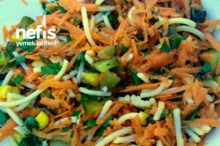 Spagettili Salata Tarifi